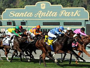 Santa-Anita-Park-Race-Track